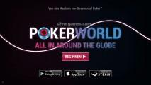 Мир Покера: Menu