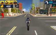 Police Bike Simulator: Police Game
