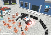 Police Car Parking: Gameplay