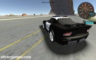 Police Car Simulator: Stunt Car