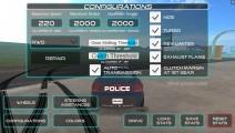 Police Drift & Stunt: Gameplay Customize Car