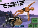 Police Dummies: Menu