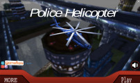 Police Helicopter: Menu