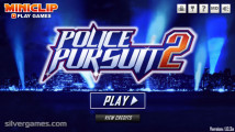 Police Pursuit 2: Menu