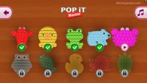 Pop It Master: Selection Fidget Popper