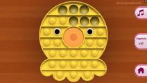 Pop It Master: Gameplay Duck Fidget