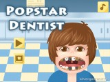 Popstar Dentist: Menu