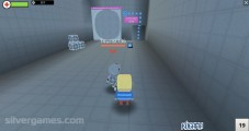 Portal 2 Coop: Gameplay Kogama Multiplayer