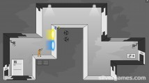 Portal Flash Version: Gameplay Escape Fun