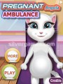 Pregnant Angela Ambulance: Menu