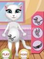 Pregnant Angela Ambulance: Doctore Kitten Tattoe