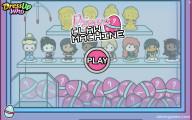 Princess Claw Machine: Menu