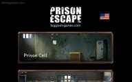 Prison Escape Puzzle Adventure: Menu Prison Escape Missions