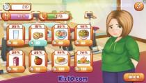 Profi Fitnessstudio: Gameplay Food Energy