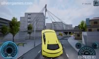 Project Car Simulator: Berlin: Gameplay Ramp Car