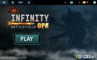 PUBG Infinity Battlefield Ops: Menu
