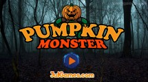 Pumpkin Monster: Menu