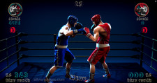 Punchers: Duell Boxing Red Blue