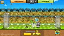 Puppet Soccer Zoo: Gameplay Shooting Soccer