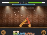 Puppet Wrestling: Gameplay Two Player Fight