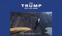 Push Trump Off A Cliff Again!: Menu