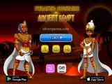 Pyramid Solitaire Ancient Egypt: Menu