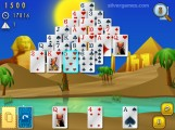Pyramid Solitaire Ancient Egypt: Card Pyramide