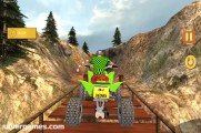 Quad Bike Hill Race: Gameplay