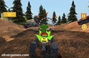 Quad Bike Hill Race: Screenshot