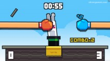 Rabbit Punch: Gameplay Reaction Fun