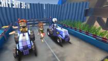 Racing Rocket: Starting Race
