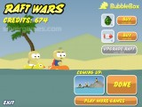 Raft Wars: Raft Wars Gameplay