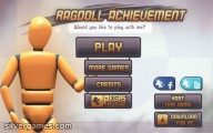 Ragdoll Achievement: Gameplay