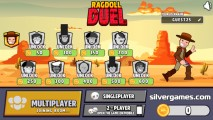 Ragdoll Duell: Multiplayer Mode