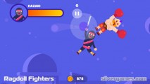 Ragdoll Fighters: Gameplay