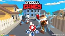 Ragdoll Gangs: Menu