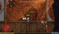 Smash Ragdoll Battle: Gameplay Sword Battle