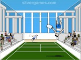 Ragdoll Tennis: Gameplay Tennis Ragdoll