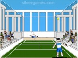 Ragdoll Tennis: Gameplay Tennis Two Players