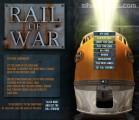 Rail Of War: Menu