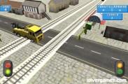 Railroad Crossing Mania: Screenshot