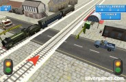 Railroad Crossing Mania: Traffic Management