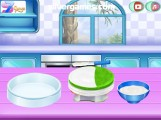 Rainbow Cake Cooking: Gameplay Dough Baking