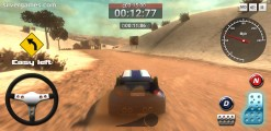 Rally Point 4: Gameplay