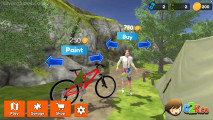 Real MTB Downhill 3D: Bicycle Shop