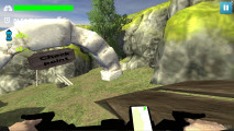 Real MTB Downhill 3D: Checkpoint Bicycle