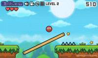 Red Ball: Red Ball Hurdles