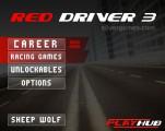 Red Driver 3: Menu