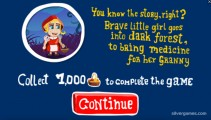 Little Red Riding Hood Run: Walking Granny Forest