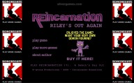 Reincarnation 2: Menu